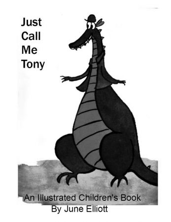 Just Call Me Tony: The Dragon That Saved The Town