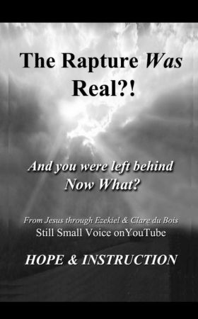 The Rapture Was Real : And You Were Left Behind, Now What