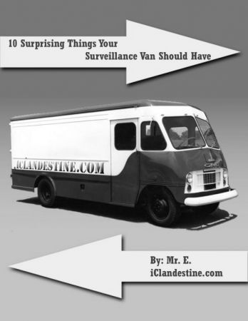 10 Surprising Things Your Surveillance Van Should Have